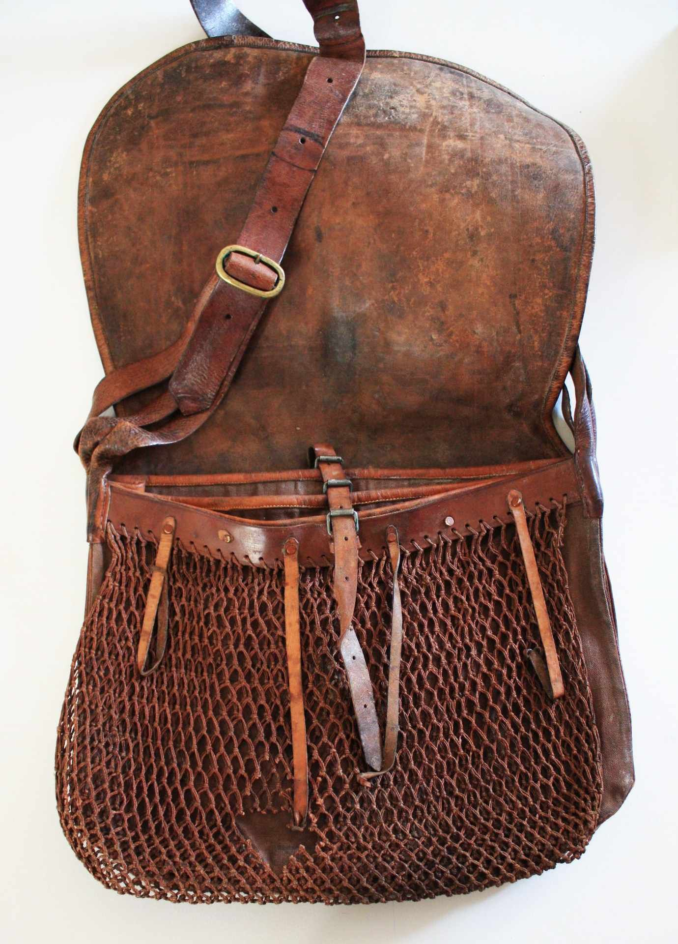 f588051540 I want an old leather back pack so bad!!!