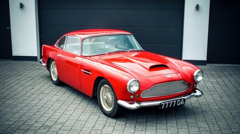 1960 Aston Martin Db4 Series Ii Aston Martin Db4 Aston Martin Cars Aston Martin