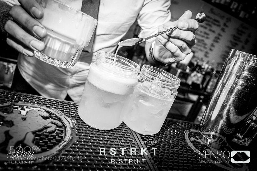 Pic: RSTRKT Drink & Beer