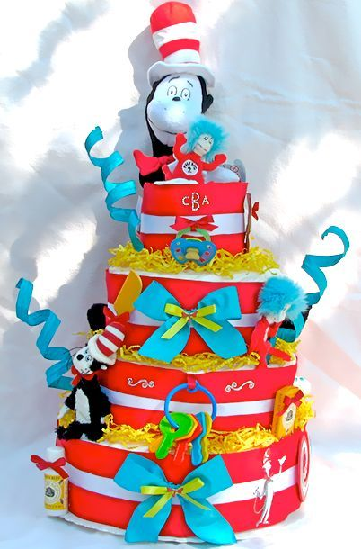 Baby Shower Ideas   Dr. Seuss