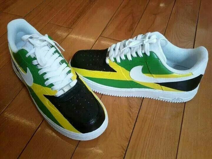Custom Made Caribbean Fashion Jamaican Flag Jamaica Flag