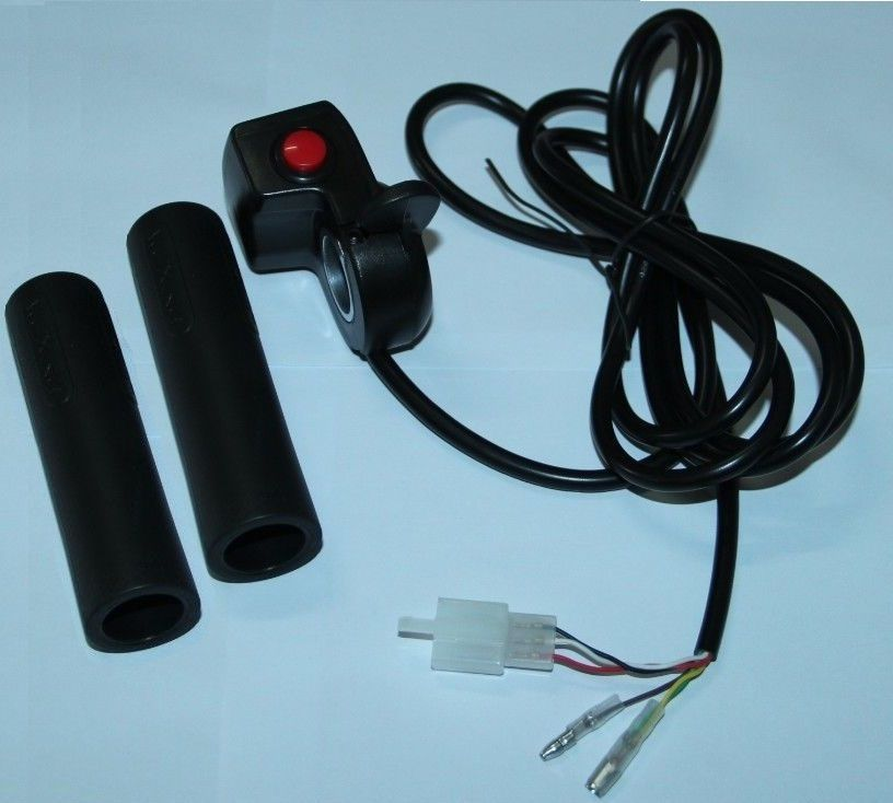 Electric Scooter Thumb Throttle Power Display DC48V Switch 6 Wires ...