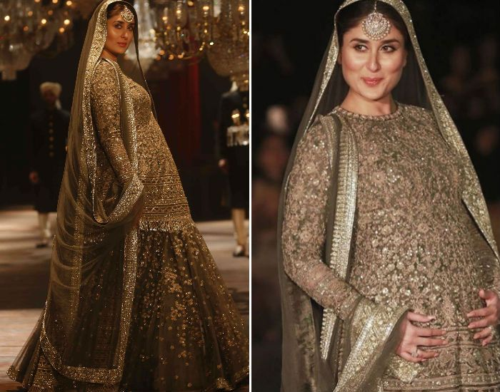 Mom To Be Kareena Kapooru0027s Fashion Choices Pack A Punch. Indian Baby  ShowersBaby Shower DressesPregnancy ...