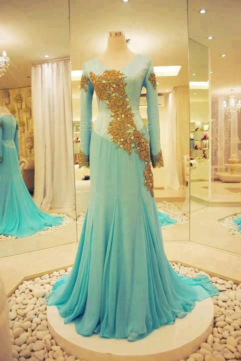 Latest Fashion Maxi Dresses and Anarkali Frocks 2016-2017 ...