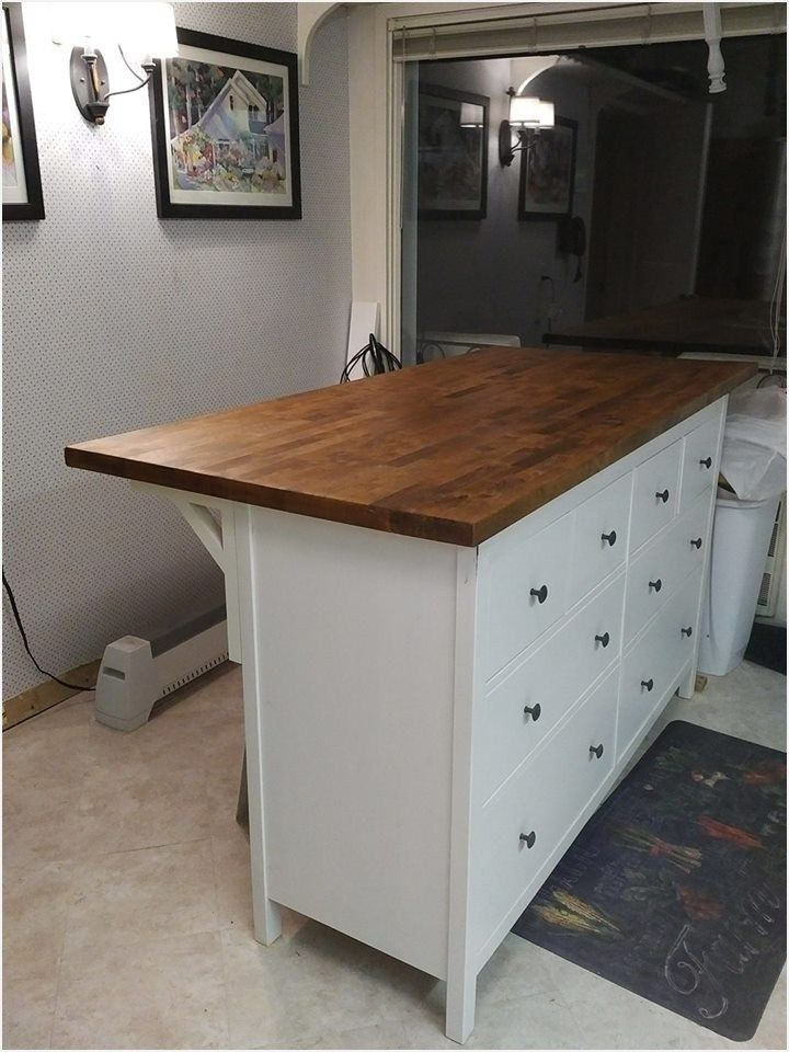 42 Inexpensive IKEA Kitchen islands with Seating Ideas ...