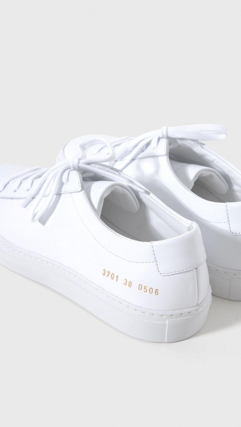 Woman by Common Projects Original Achilles Low | The Dreslyn