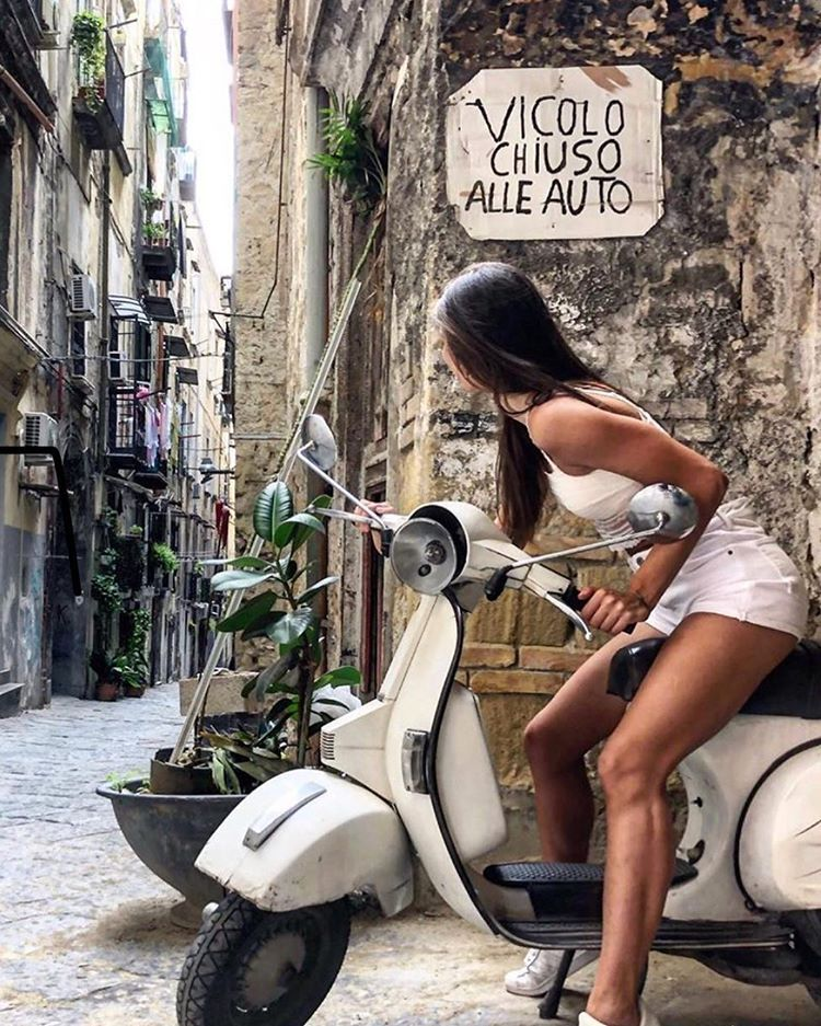 VESPA&GIRLS (OFFICIAL) (@vespaandgirls) • Instagram photos and videos