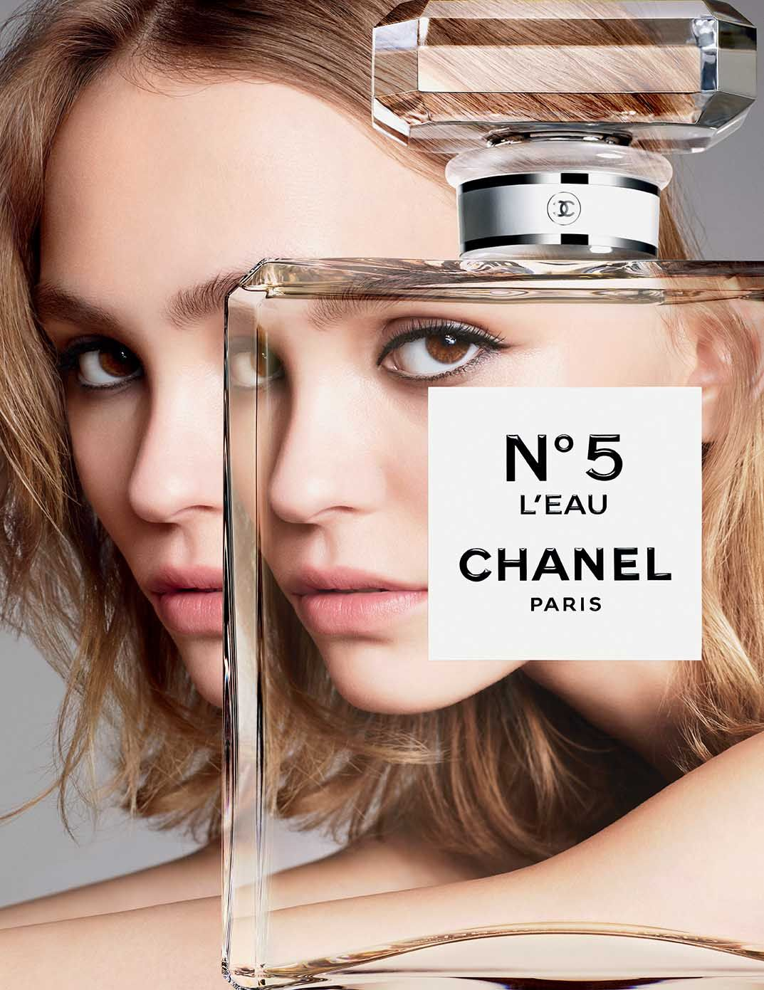 Chanel N5 L\'EAU. Avec Lily Rose Depp | Parfums | Pinterest