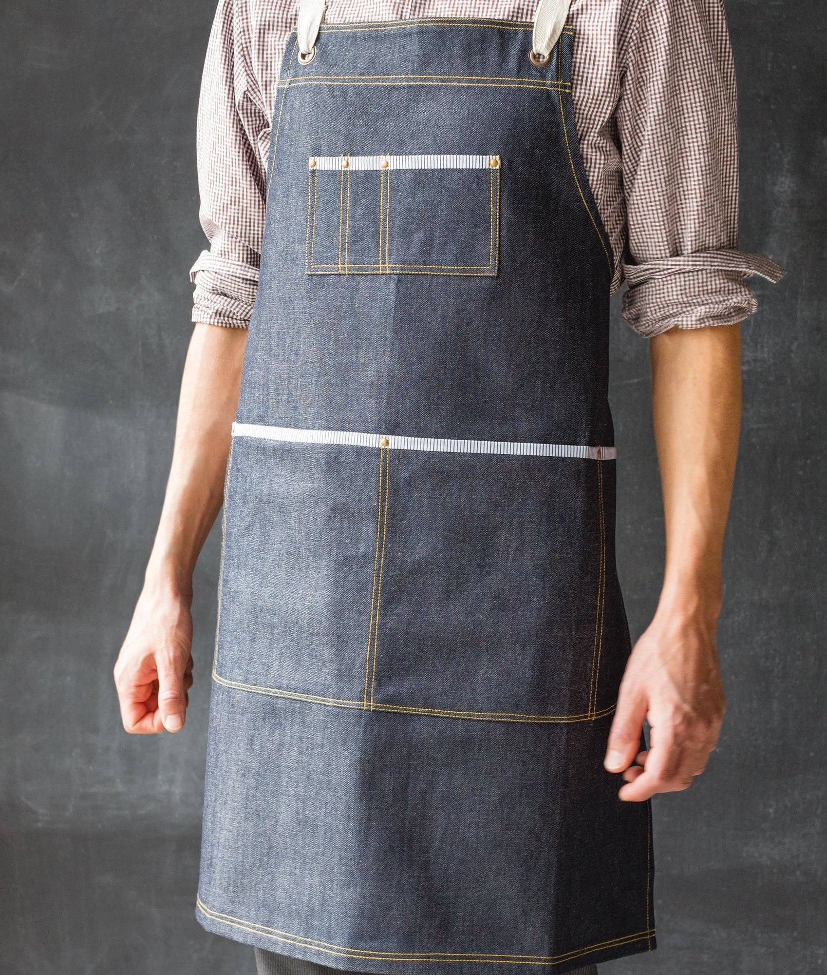 Sawyer 100% Cotton Apron