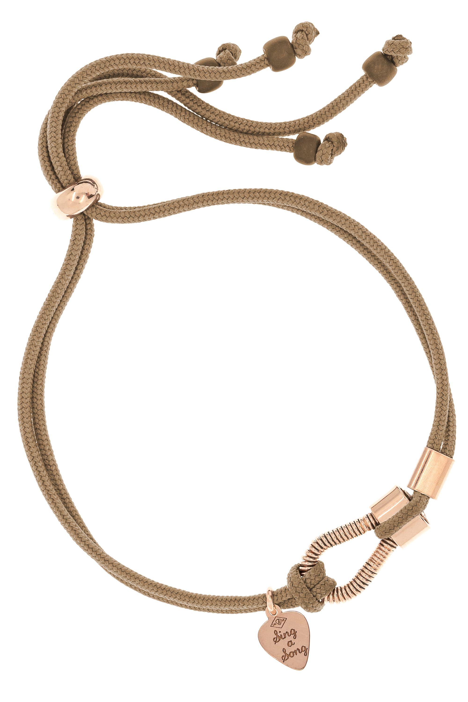 GUITAR Armband Camel