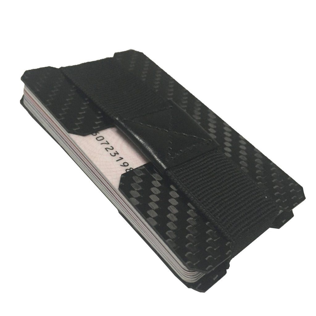 Carbon fiber wallet money clip card holder 17mm depth carbon carbon fiber wallet money clip card holder 17mm depth magicingreecefo Gallery