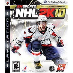 NHL 2K10 Tenth Anniversary - PS3 Game