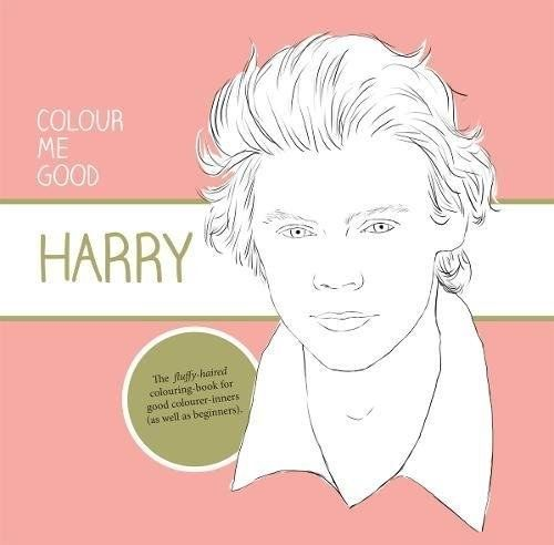 17 Things For Anyone Who Just Really Loves Harry Styles Coloring Books I Am Awesome Color Me