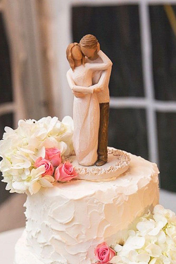 30 romantische Hochzeitstorte Topper   – Me