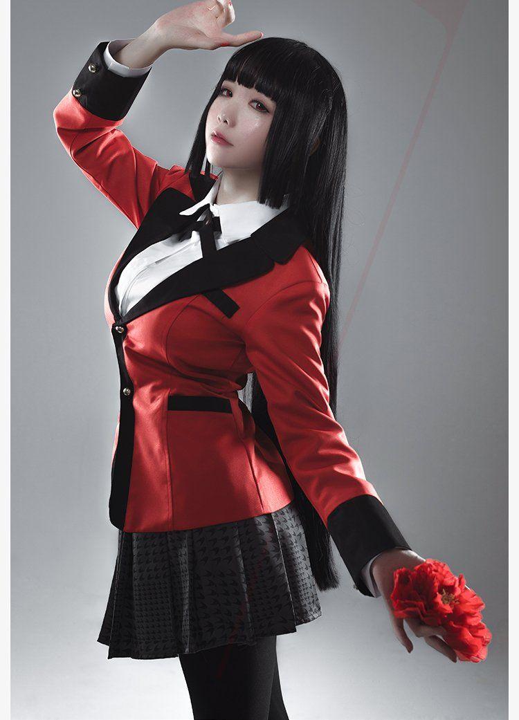 Japanese School Girls Uniform Full Set Cosplay Anime Dress Up