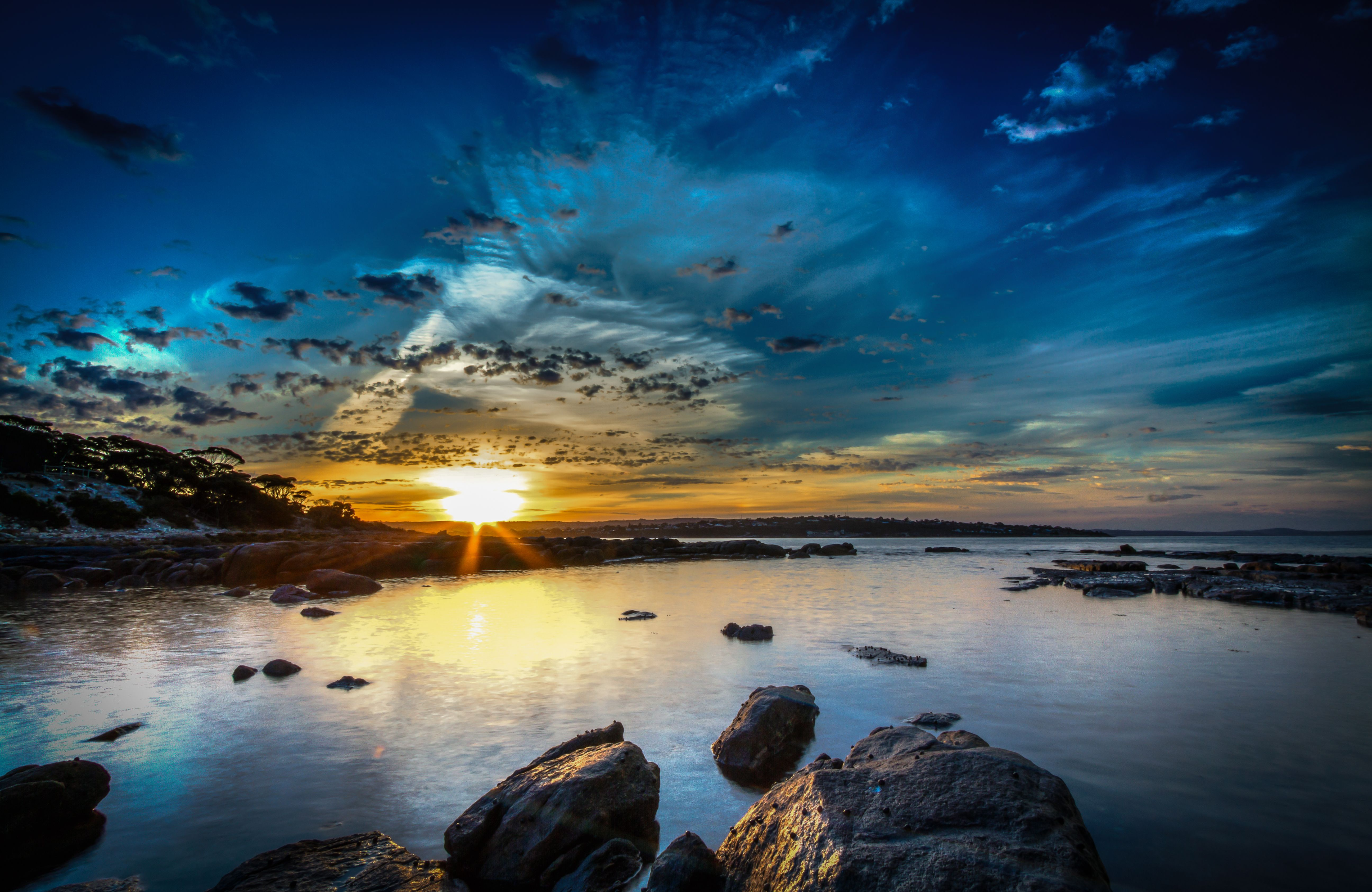 File:Sunset - Billy Lights Point, Port Lincoln - South Australia ...