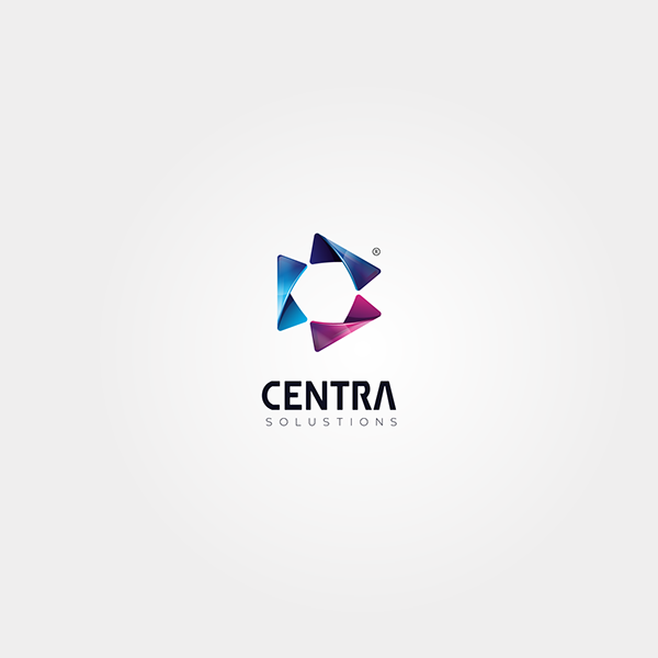 logo / centra solutions