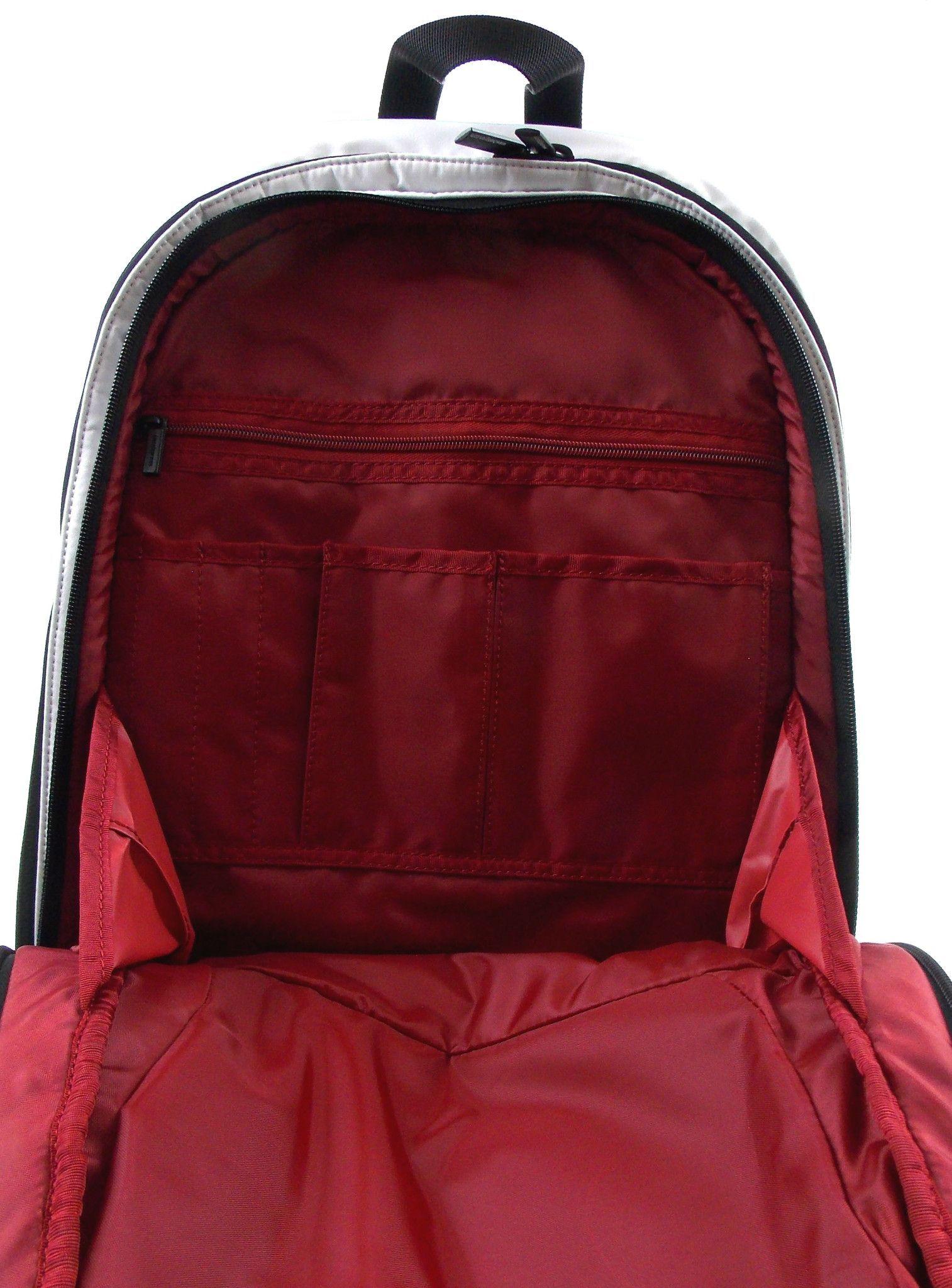 4f272e7951 Hedgren World Explorer Backpack White & Black Color: White & Black  Style/Shape: Rectangular Dimensions: 20