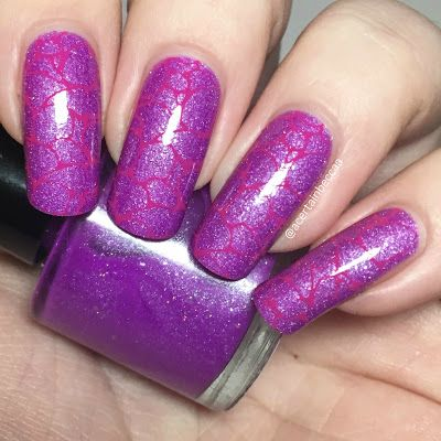 A Certain Becca Nails: Creative Shop Stamping Plate 16