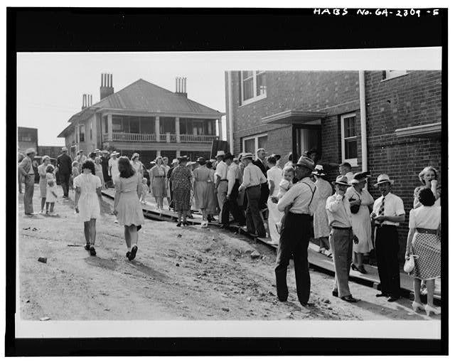 5 Photocopy Of Photograph Original Photograph In Possession Of Atlanta Housing Authority Atlanta Ga Photographer Home Pub Atlanta Photographer