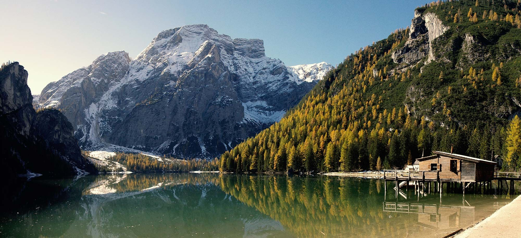 lago di braies prags - photo #21