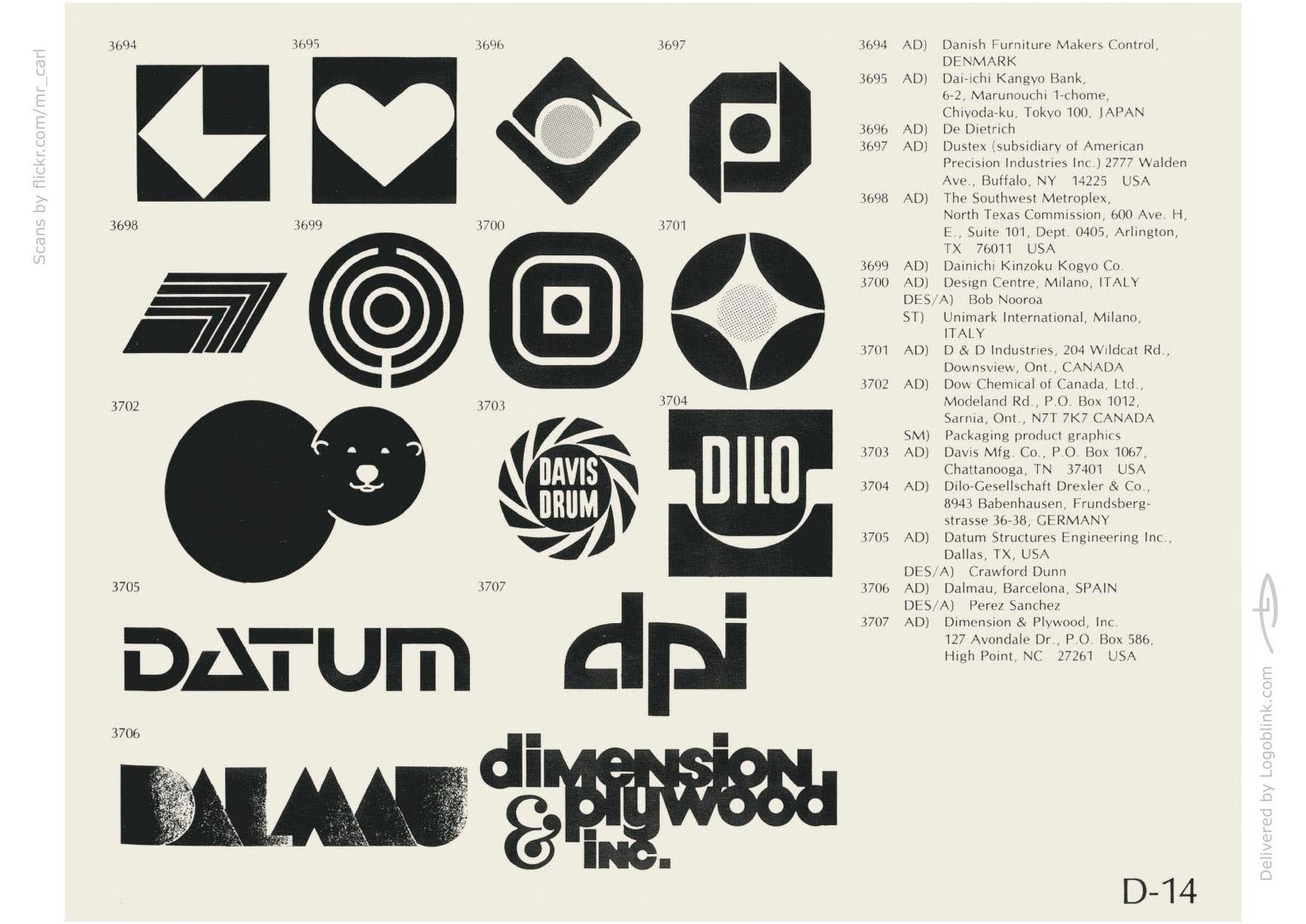 World Of Logotypes Volume 1