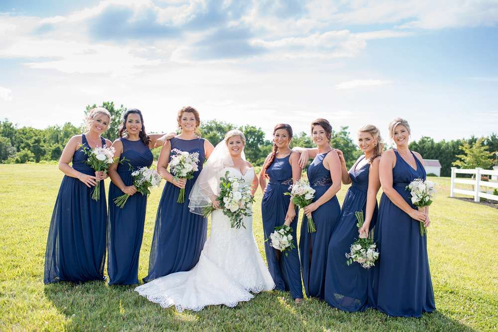 The Belmont Farm Wedding Venue In Southern Maryland By Carla Lutz