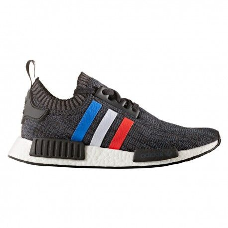 best loved 1f0de 3cd74 Zapatillas Adidas Originals Negra, modelo NMD R1 PK. Presenta una parte  superior de tejido