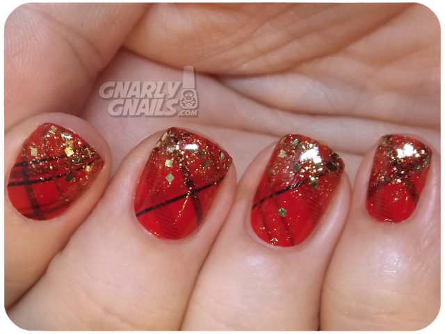 Merry & Bright - Incoco Winter/Holiday 2013 Review and Swatches