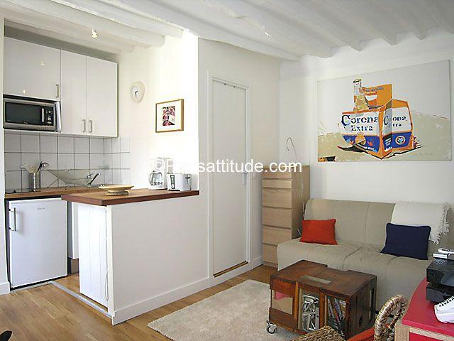 Louer Un Appartement A Paris 20 M Republique 7549 Appartement Meuble Amenagement Studio 20m2 Appartement