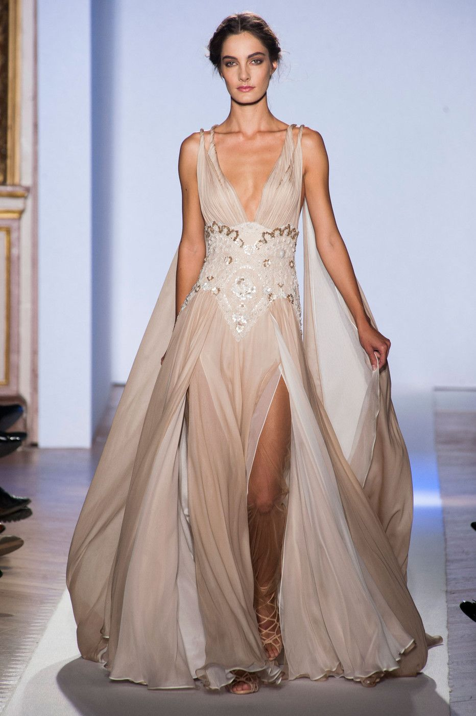 a26bf4bd4913 Zuhair Murad - Haute Couture - Spring 2013 - Spring 2013 s Most Beautiful  Haute Couture Gowns - StyleBistro