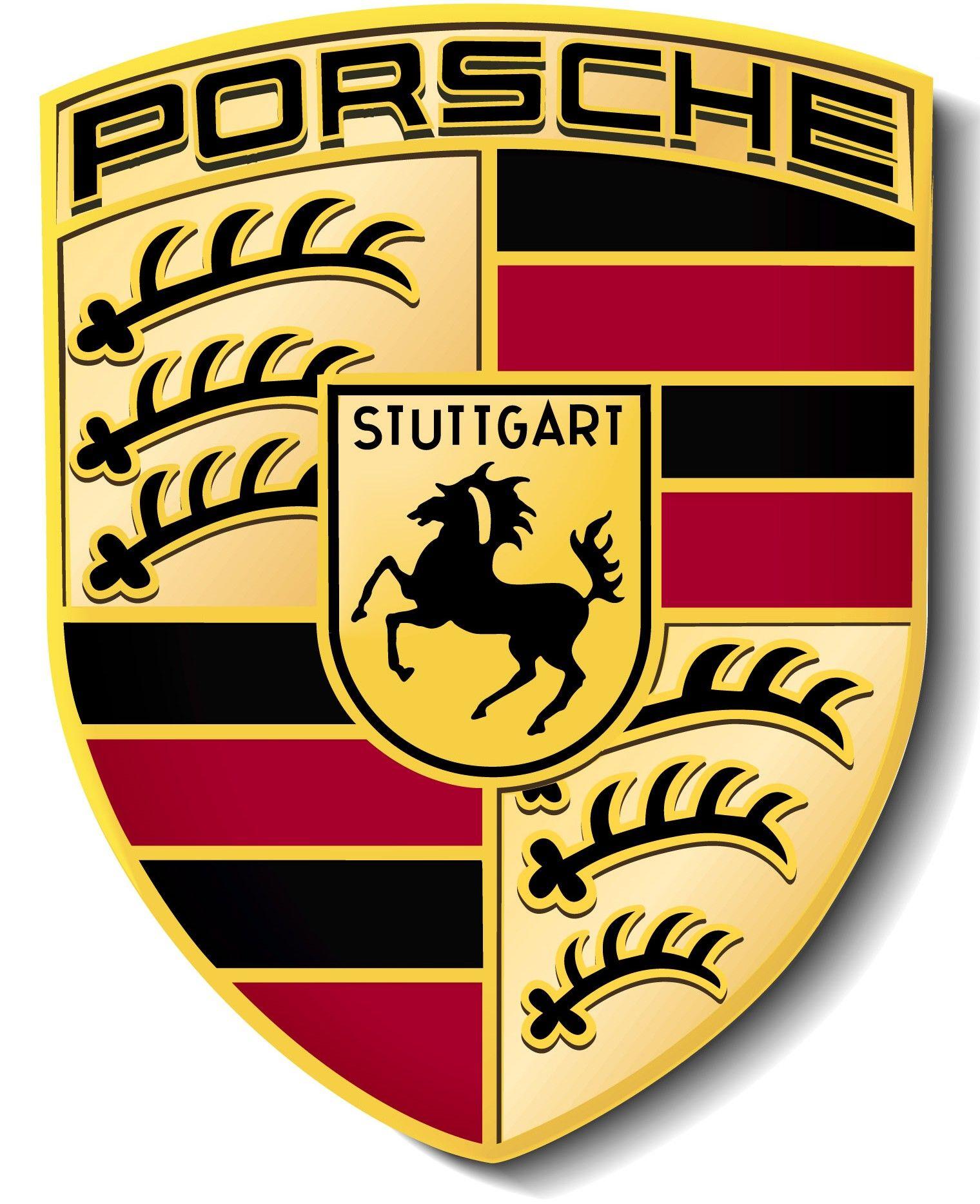 Porsche Logo Logo Design Pinterest Porsche Logo Logos And