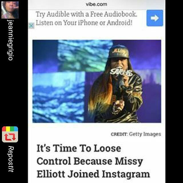 "I had to check if I wasn't being stupid and maybe her song was ""Loose"" and not ""Lose"" because that still could have made sense. Unless there's something I am completely missing. I AM very happy that she is on @instagram but uhhh.... vibemagazine  #RepostIt_app"
