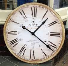 Bilderesultat For Antique De Paris Wall Clock 100cm Uhren Uhr