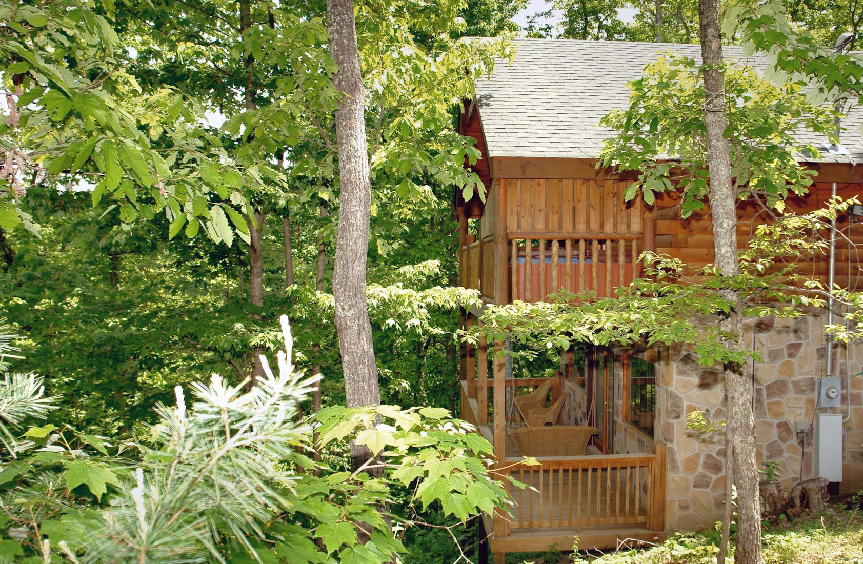 in near cabins luxury pigeon rentals friendly pet cabin forge tennessee tn
