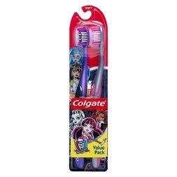 Colgate Monster High Manual Toothbrush Soft2ct