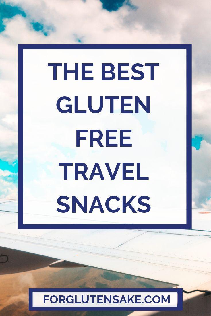 50+ Best Gluten Free Travel Snacks images
