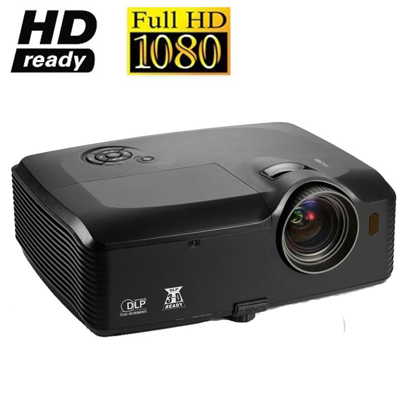 Best Projector Full HD Dlp Strong Brightness Projector