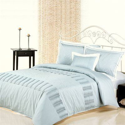 North Home Bedding Nina 220 Thread Count Duvet Cover Set Lowe S