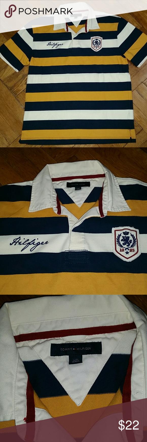 Vintage Tommy Hilfiger Polo Vintage Tommy Hilfiger Polo Size Large. Tommy Hilfiger Shirts