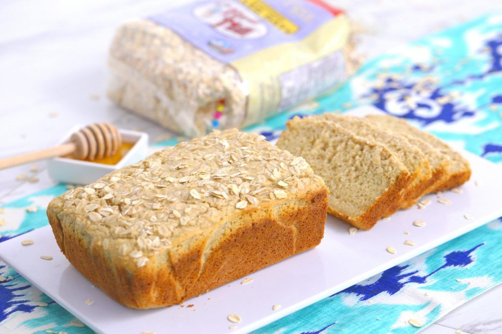 Gluten Free Honey Oat Bread Recipe Without Yeast Mind Over Munch Recipe In 2020 Gluten Free Honey Oat Bread Honey Oat Bread Homemade Bread