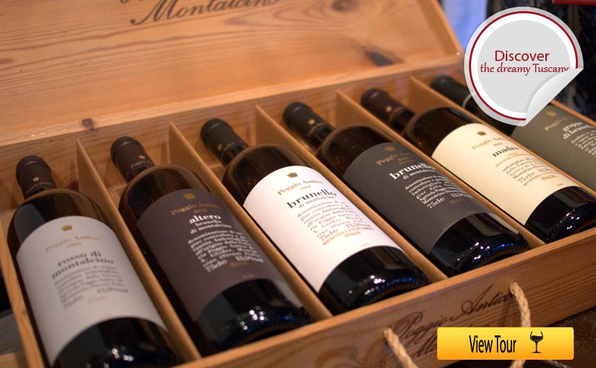 Montalcino and the Brunello - Winerist
