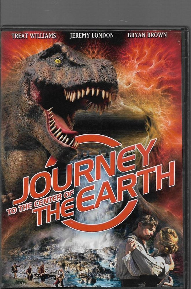 Journey to the Center of the Earth Treat Williams Jeremy London DVD