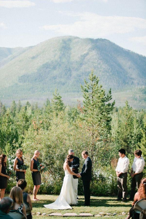Our Montana Wedding
