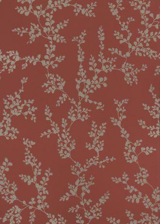 Shadow Fern wallpaper from GP & J Baker Tangletree £55 Tapet