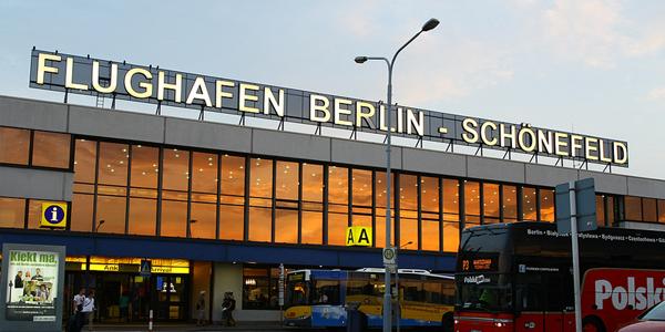 Flughafen Schönefeld Flughafen berlin, Flughafen berlin