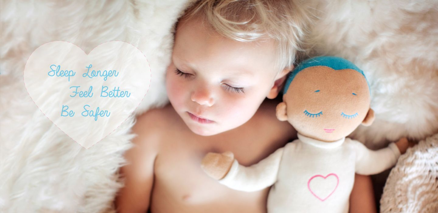 Lulla Doll Baby Sleep Companion and Comfort Soother | Help
