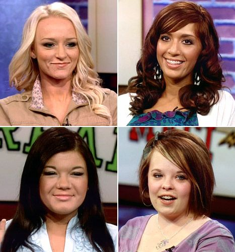 Mom teen mom tv show #2