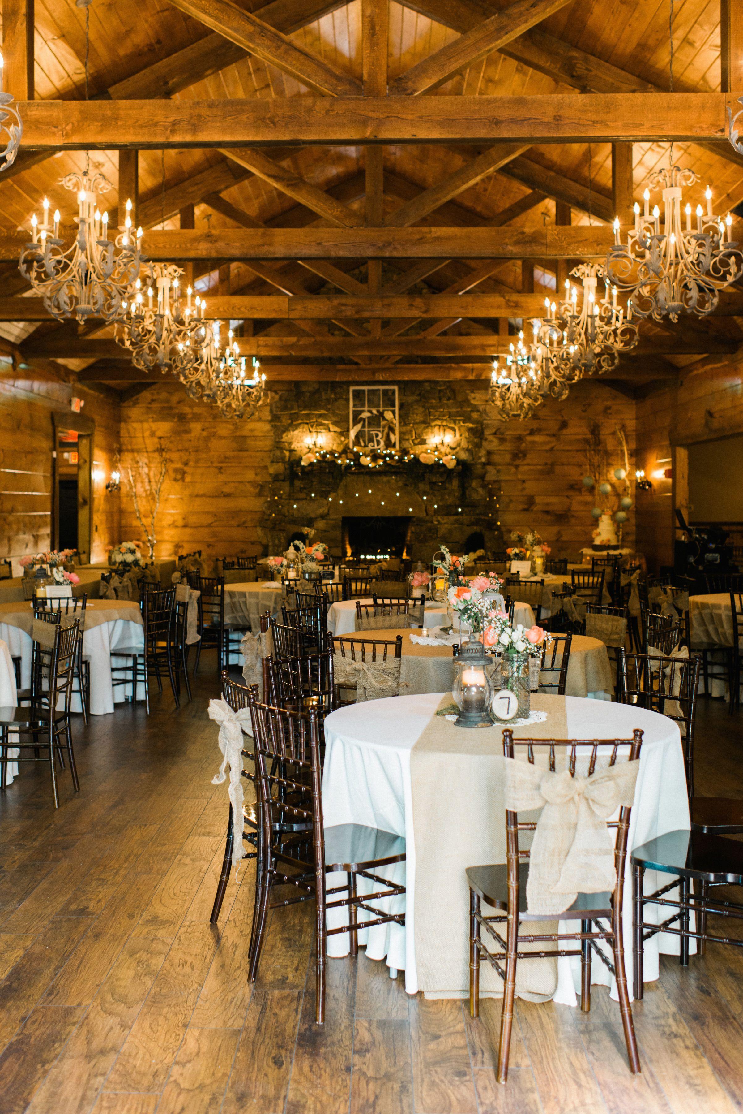 Rustic, Elegant Georgia Wedding at Indigo Falls ...