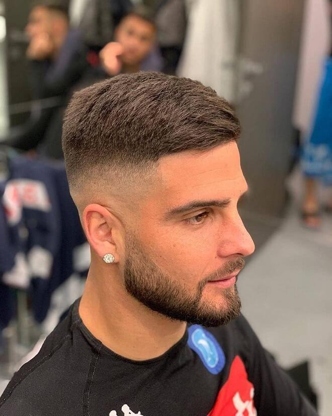 Men Short Haircut